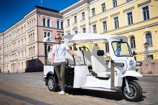 Tour privado en TukTuk de Helsinki essentials