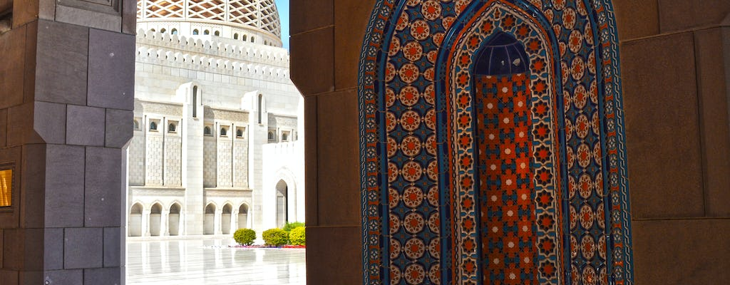 Deluxe Muscat full-day city tour