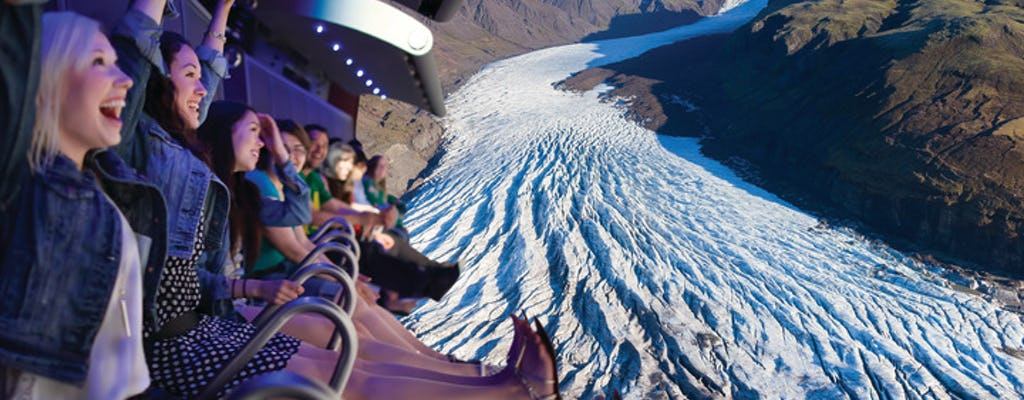 FlyOver Islândia