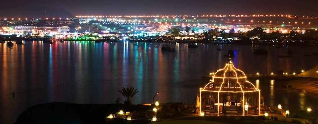 Visite de Sharm El Sheikh de nuit