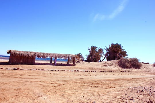 Three Pools, Oasis en Dahab Trip