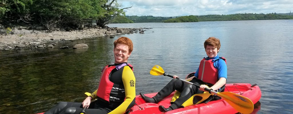 Innisfallen Island kayak tour with guide