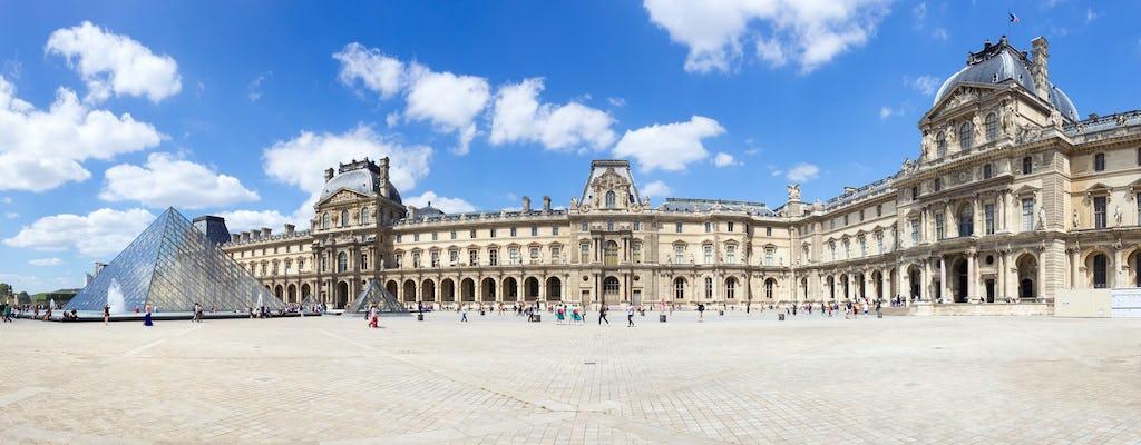 Billet coupe-file au musée du Louvre avec déjeuner et croisière sur la Seine