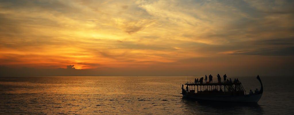 Sonnenuntergangskreuzfahrt von Heritance Aarah