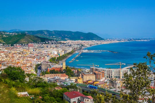 Salerno walking tour with food tastings