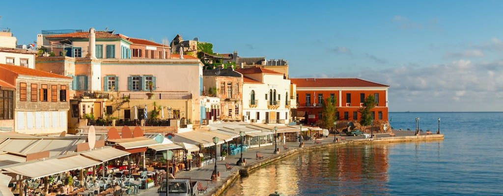Day trip of Chania from Rethymno