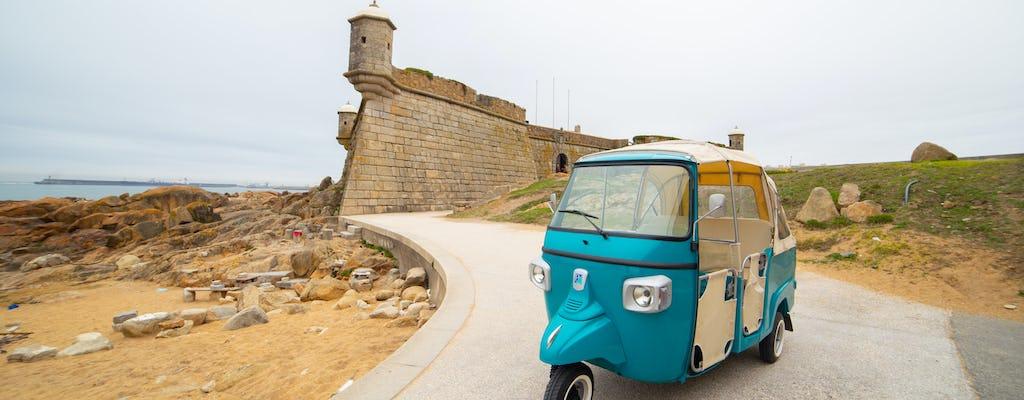 Escursione a terra da Porto e tour privato in tuk-tuk nel centro storico