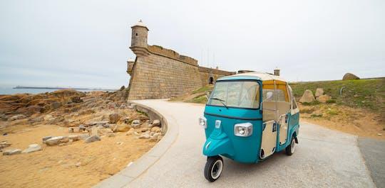 Porto shore excursion and private tuk-tuk tour to the historic center