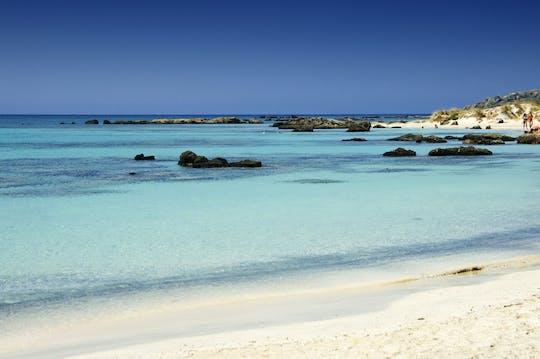 Экскурсия Элафониси пляж и лагуну Балос