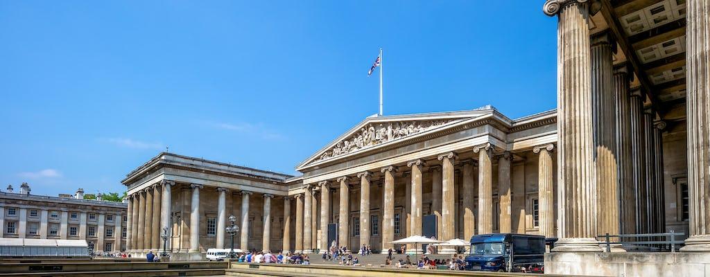 Tour para grupos pequenos no Museu Britânico