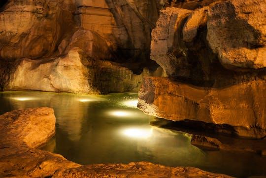 Fontana di Trevi e sua excursão subterrânea para pequenos grupos