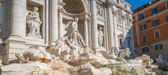 Recorrido a pie privado por los lugares más destacados y subterráneos de Roma