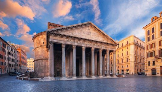 Tour para grupos pequeños del Panteón y las plazas circundantes