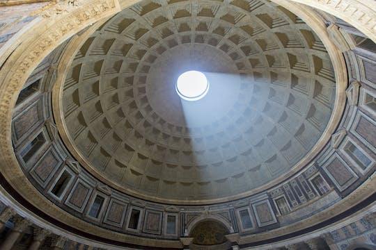 Private Tour durch das Pantheon und die umliegenden Plätze