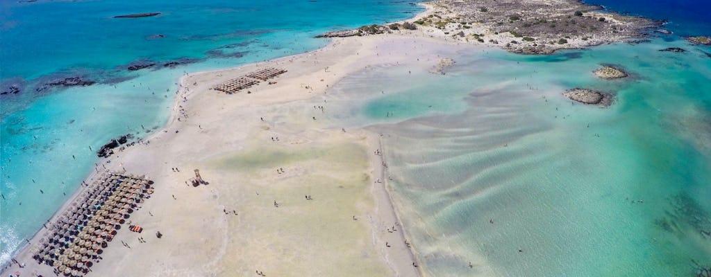 Пляж Элафониси экскурсии из Ханьи