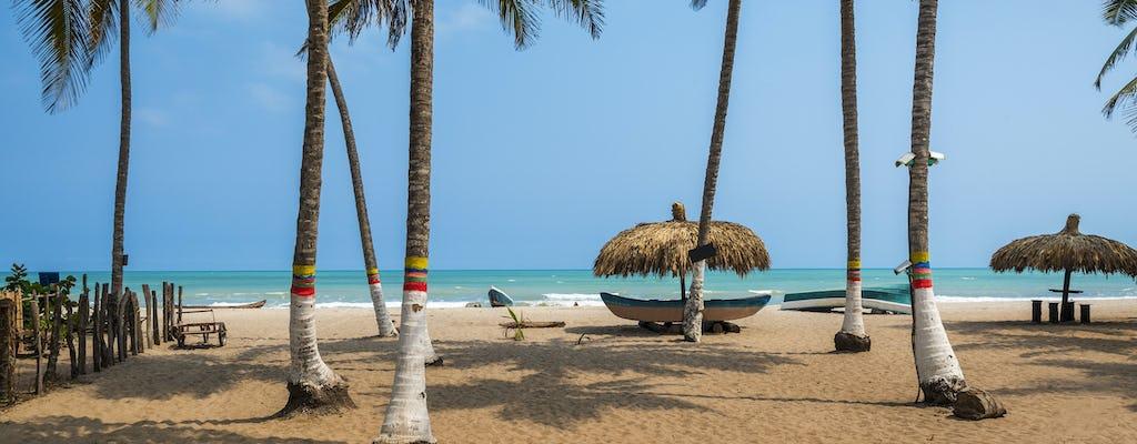 Palomino-strandtour van een hele dag vanuit Barranquilla met typische lunch