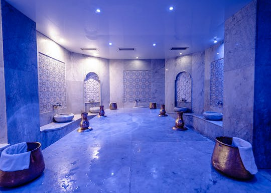 Rivoli Turkish bath experience in Sharm el-Sheikh