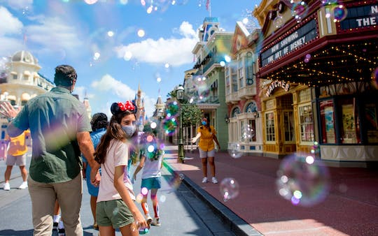 Walt Disney World Resort Ultimate Ticket 2021