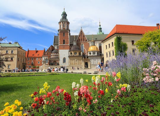 Wawel Cathedral entrance ticket and guided tour