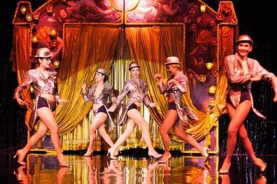 Calypso Cabaret Show Bangkok - admission ticket