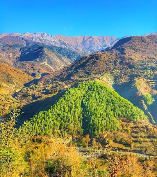 Excursão diurna em Qafë - Shtama saindo de Tirana