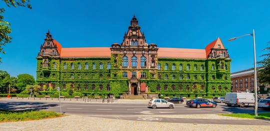 Wroclaw Old Town and National Museum private guided tour