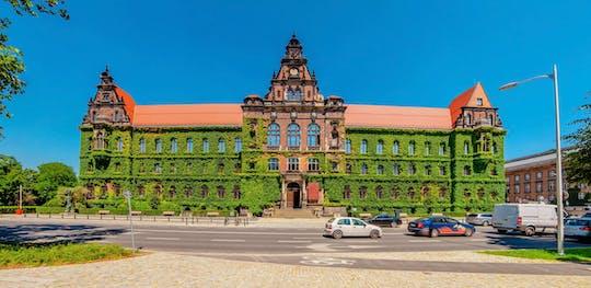 Privérondleiding door de oude binnenstad van Wroclaw en het Nationaal Museum