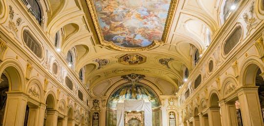 Trastevere y su tour subterráneo para grupos pequeños