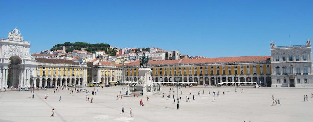Visite privée en van à Lisbonne, Belém et Cascais