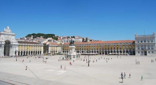 Tour privato in furgone di Lisbona, Belém e Cascais