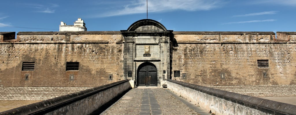 Perote and Xalapa guided tour with a visit to the San Carlos Fortress