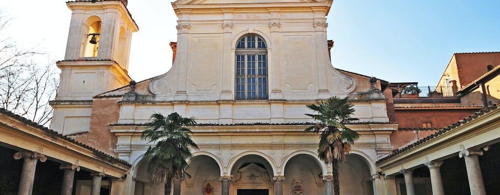 Catacumbas romanas e templos subterrâneos - tour privado