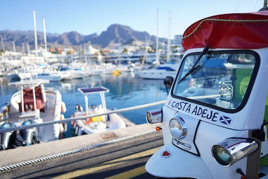Costa Adeje ecological tuk tuk tour
