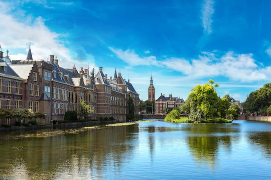 The Hague highlights bike tour