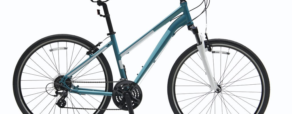 Hybrid-Fahrradverleih in Boston