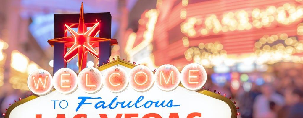 Visite guidée en Segway ™ d'une heure du célèbre Las Vegas