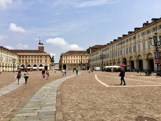 Turin highlights walking tour