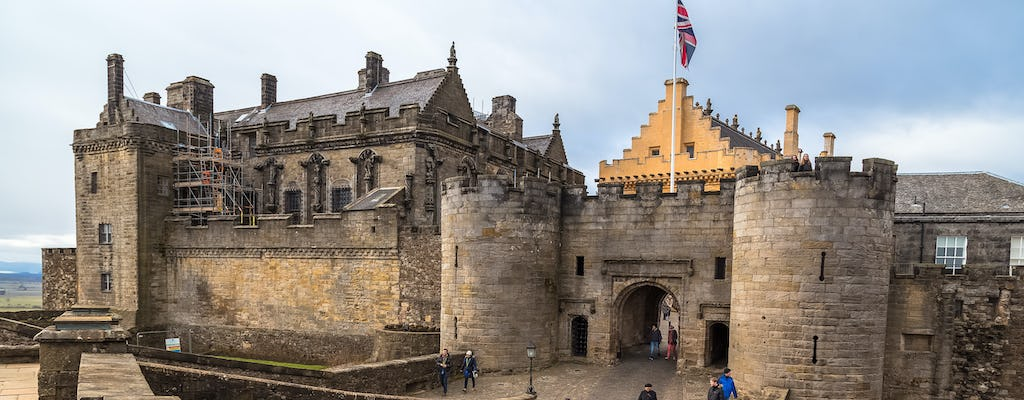 Loch Lomond, Stirling Castle and the Kelpies tour from Edinburgh
