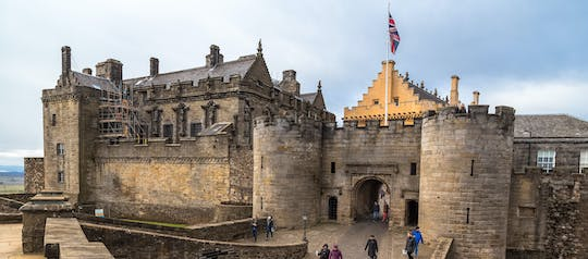 Loch Lomond, Stirling Castle en de Kelpies-tour vanuit Edinburgh