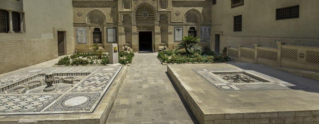 Passeio pelo Museu Cóptico, Museu da Civilização e Complexo Religioso saindo de Sharm