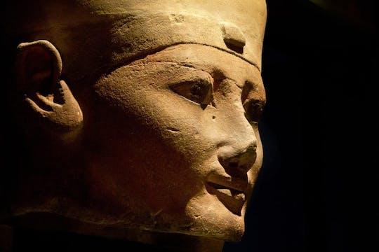 Visita guiada ao Museu Egípcio de Turim para pequenos grupos