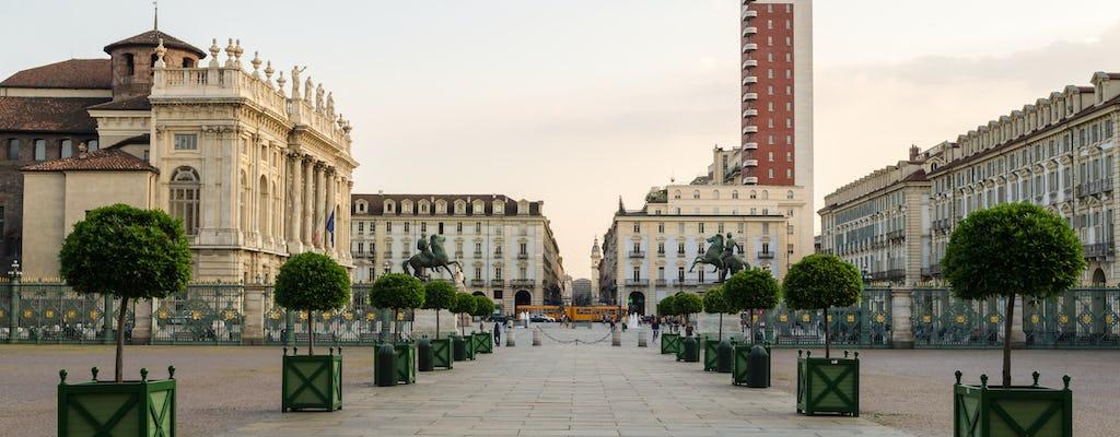 Tour privato del centro storico di Torino