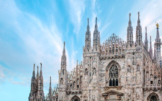 Milan Cathedral, Underground and Terraces skip-the-line tour