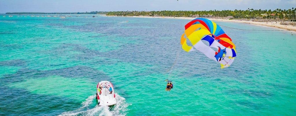 Parachutisme à Bávaro - Punta Cana