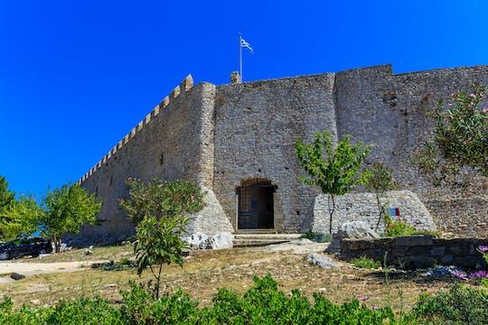 Chlemoutsi Festung und Kyllini Thermalbäder Tour von Katakolo