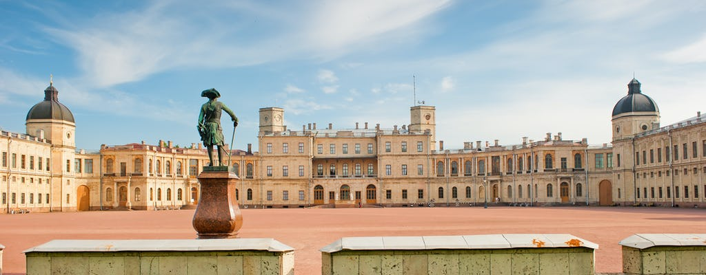 Tour to Gatchina Palace and the personal rooms of the imperial family
