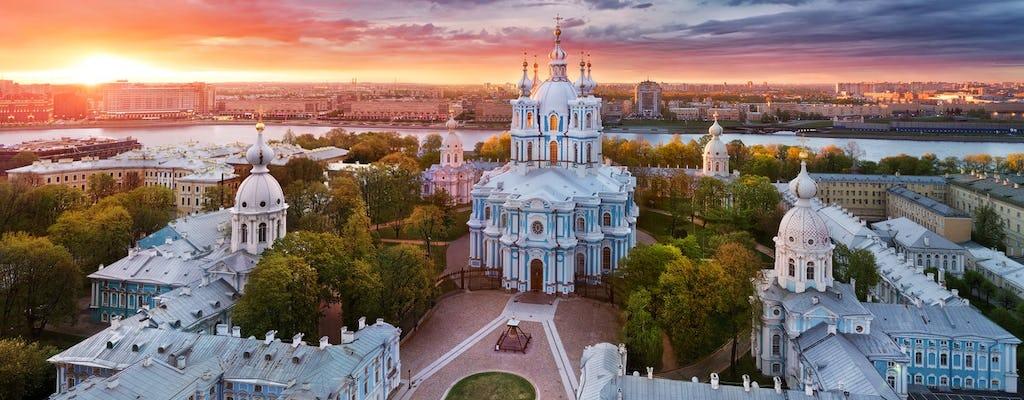 Tour dei miti e delle leggende di San Pietroburgo