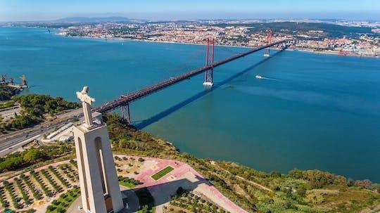 Visite de Lisbonne Sitway de Cais Do Sodré à Belem avec promenade en tuk tuk