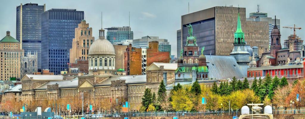 Passeio a pé pela Velha Montreal