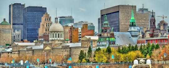 Visite à pied du Vieux-Montréal